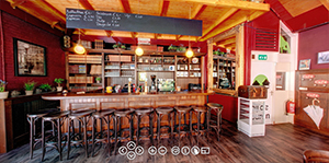 360° foto Cafe bij de Buren Duiven