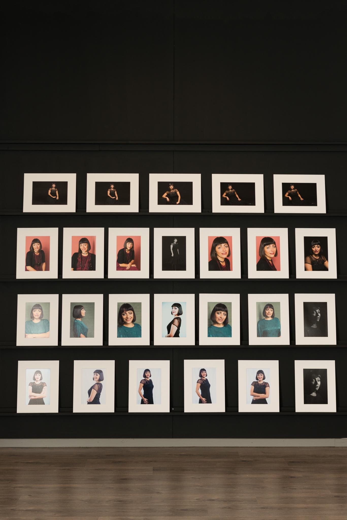 onthulling portretfoto's